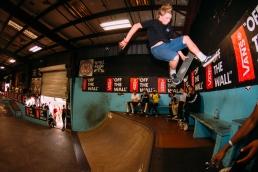 Jake Wooten, Footplant to Fakie