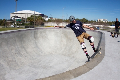 Anthony Furlong, Smith Grind.